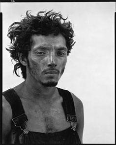 "Richard Avedon. "" American West"".   Via: Carla Loves Photography.   carlacoulson.com"