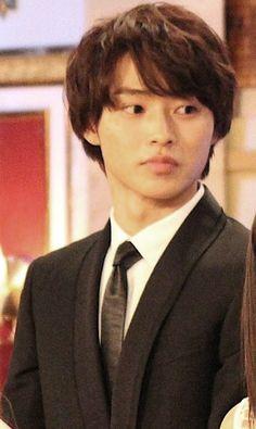 "Kento Yamazaki (movie ""orange & Heroine Shikkaku""), one of rookie actor/actress winners, 39th Japan Academy Prize, Mar/04/16"