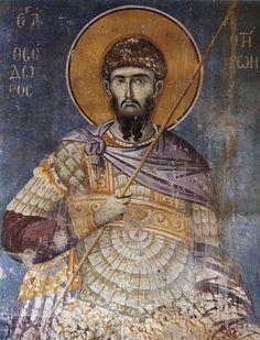 "Photo from album ""Тирон"" on Yandex. Byzantine Art, Byzantine Icons, Varangian Guard, Medieval Armor, Orthodox Icons, Christian Art, Ancient Art, Christianity, My Arts"