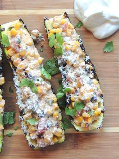 Grilled Baja Corn Zucchini Recipes-Healthy Baked Zucchini Recipes