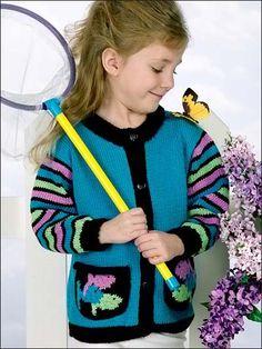 Going Fishing Cardigan: #knit #knitting #free #pattern #freepattern #freeknittingpattern #knittingpattern