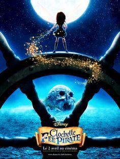 Madness Story: [Dessin-animé - Films] Clochette et la fée pirate ...