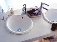 00164700000 - UZES - Vasques, à encastrer - 39 cm - ALLIA innove pour vous depuis 1892