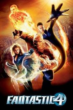 The official trailer for the movie The Fantastic Four Exposed to the random mutation effect of a experimental machine while in space, designer Reed Ri. Hd Movies Online, Tv Series Online, Tv Shows Online, Julian Mcmahon, 1984 Movie, Film Movie, Science Fiction, Fantastic Four 2005, Grimm