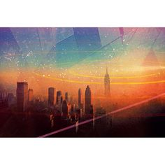 My design inspiration: NYC on Fab.