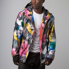 Polygon Jacket