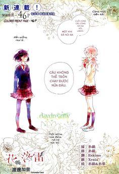 Hana To Rakurai chap 1 - Truyện tranh | Truyện tranh online | Đọc truyện tranh | Manga