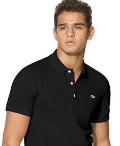 I have enough polos for now, but I think I will go for the slim fits like this. However, they don't need to be lacoste, I'm interested in material and fit, not brand.