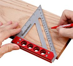 Woodpeckers OneTime Tool - Model 6SS Carpenters Square
