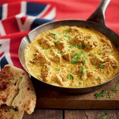 This is a celebration of Britain's favourite takeaway dish. You'd be hard-pushed to find a better supper for a Saturday or Sunday evening. Diner Recipes, Cooking Recipes, Cooking Ideas, Great Chicken Recipes, Delicious Dinner Recipes, Yummy Recipes, Chicken Tikka Masala, Food Articles, Indian Dishes