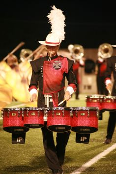 Drum Corps 2014 | pchagnon images | Crossmen