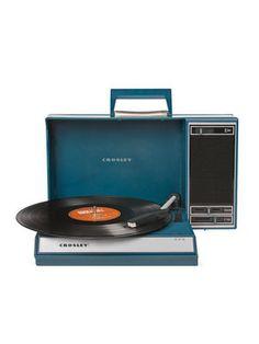 Vinyl! Spinnerette by Crosley on Gilt Home