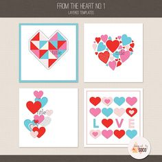 From The Heart No. 1 | Designed by Soco