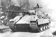 """Panzer V """"Panther"""" Ausf. D?"""