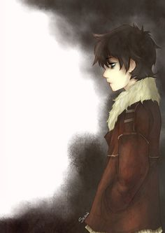 """Nico di Angelo, from """"Percy Jackson"""" by Rick Riordan. Nico ♥ Image by ©Serena-Neko 2014 If you want to use it, credit me please. Percy Jackson Fandom, Percy Jackson Fan Art, Will Solace, Rick Riordan Series, Rick Riordan Books, Rick Y, Uncle Rick, Frank Zhang, Percy Jackson Wallpaper"""