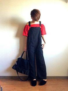 夏に買ったChicoのトップス♡ 袖がバルーンでかわいい どうにかもう少し晩夏、初秋まで、、