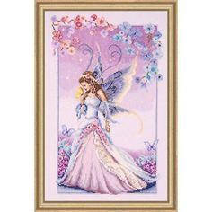Bildergebnis für fairy cross stitch kit
