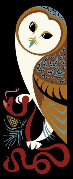 Massimo Caccia Alice Melvin Oiva Toikka , Littala barn owl Peter Vos Catherine Ledner Jan M. Owl Bird, Bird Art, Tattoo Bunt, Inspiration Artistique, Owl Illustration, Beautiful Owl, Owl Crafts, Wise Owl, Wow Art
