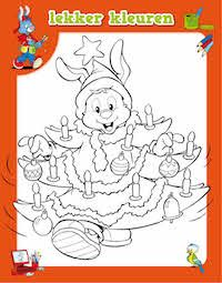62 Beste Afbeeldingen Van Kerst Kleurplaten Christmas Colors