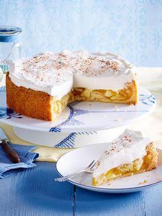Apfel-Schmand-Kuchen - Spätsommerliebe!
