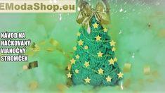 Ako uháčkovať Kabelku? - Ľahké háčkovanie so značkou 👜 EModaShop.eu Christmas Ornaments, Holiday Decor, Home Decor, Decoration Home, Room Decor, Christmas Jewelry, Christmas Decorations, Home Interior Design, Christmas Decor