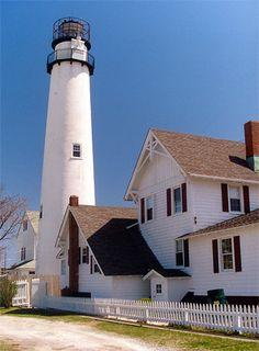 Fenwick Island Lighthouse  Fenwick Island, DE