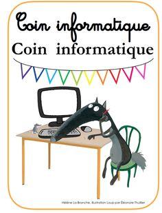 Coin informatique