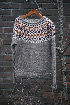 Icelandic Sweaters, Knit Crochet, Turtle Neck, Pullover, Knitting, Ravelry, Crocheting, Pattern, Note