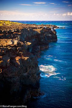 The Blaine Franger Photography Blog: Ka Lae, Hawaii - southernmost point of the United States