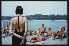 Photographer: Helmut Newton
