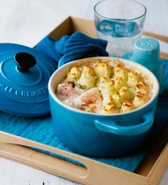 Fisherman's Pie - Le Creuset Recipes