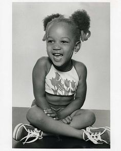 Guess Who? Click to see ................................................................................................................... Tyra Banks