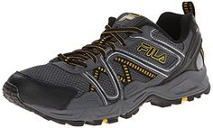 Fila Men's Ascente 15 Trail Running Shoe >>> You can find out more details at the link of the image.