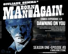 ManBornAgain is Dawning on you. The Graphic Novel Online Now.  Season#1  Episode#0 www.manbornagain.com