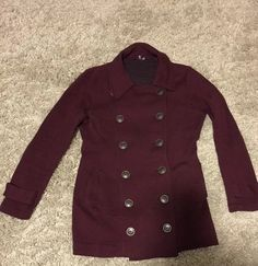 US $11.00 New without tags in Clothing, Shoes & Accessories, Women's Clothing, Coats & Jackets