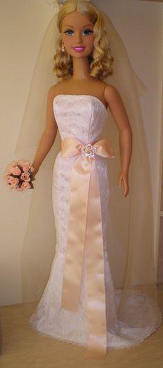 Bridal Barbie Doll