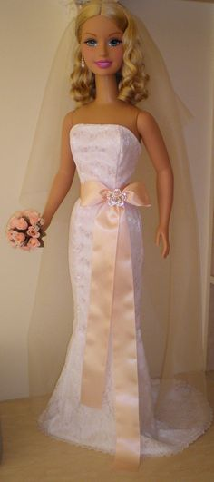 Bridal Barbie Doll