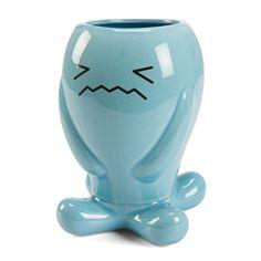 Pokemon XY Male!Female! Series Male Wobbuffet Teacup Ceramic Mug