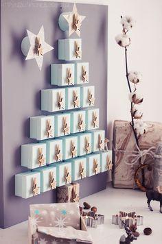 Oh Tannenbaum Adventskalender und Weihnachtsbäckerei