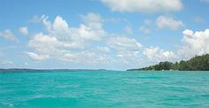 Torch lake, Michigan...spent a day there on a boat in the summer with my boyfriend can u say perfection?