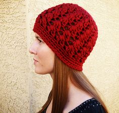 Ravelry: jessiejensen's Candy Puff Hat (free pattern, super cute, super easy) #crochet