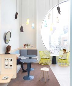 French designer Constance Guisset has created a new concept for Suite Novotel in The Hague, Netherlands.