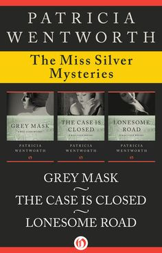I've read Miss Silver in the past and have enjoyed Ms. Wentworth's mysteries. When I saw this offer on the first three books, I couldn't ...