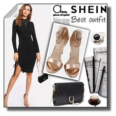 """SheIn 8/6"" by dilruha ❤ liked on Polyvore featuring 7 For All Mankind"