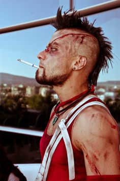 Vaas by Grebeny on deviantART - I'm so obsessed with this shot.