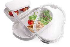Comida saudável, fresca e segura! Foto: Click Tritan / divulgação