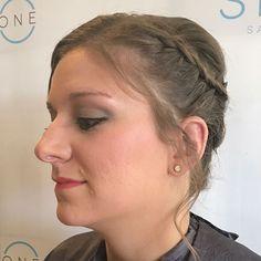 Wedding makeup ���������� #esthetician #makeupartist #weddingmakeup #bridalmakeup #mua #mirabella #urbandecay #studioonecasandra #studioonegurnee http://gelinshop.com/ipost/1524909041695042808/?code=BUpkLGxA6z4