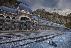 Canfranc, Huesca, Spain