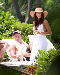 Channing Tatum and Jenna Dewan Engaged in Maui