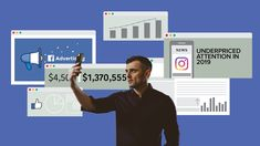 The Power of Facebook Advertising Explained for 2019 Social Media Marketing Business, Facebook Marketing, Instagram Advertising, School Advertising, Alexa Skills, Advertising Strategies, Gary Vaynerchuk, About Facebook, Brand Building